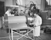 Hochstetter physics lab, University Archives, 1954, call number: 85Z:2(2)