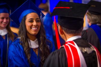 15135 Commencement, Undergraduate, Alumni Arena